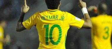 Brazil golea a Uruguay 4-1