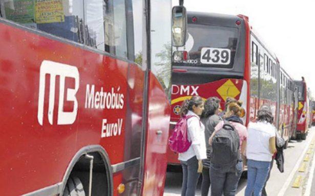 Metrobús en Reforma polariza opiniones