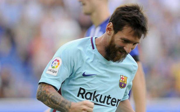 """Messi, Cristiano y Neymar, finalistas para premio """"The Best"""" de la FIFA"""