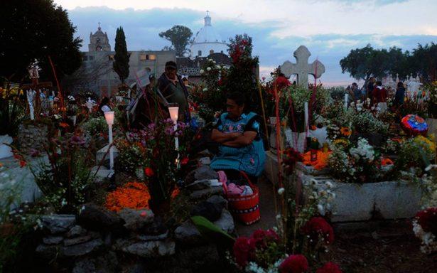 Saldo blanco en panteones de la CDMX al concluir Día de Muertos