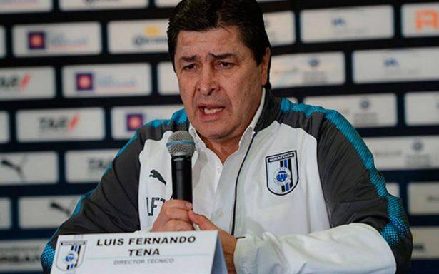 Luis Fernando Tena llega a Gallos para apagar el fuego del descenso