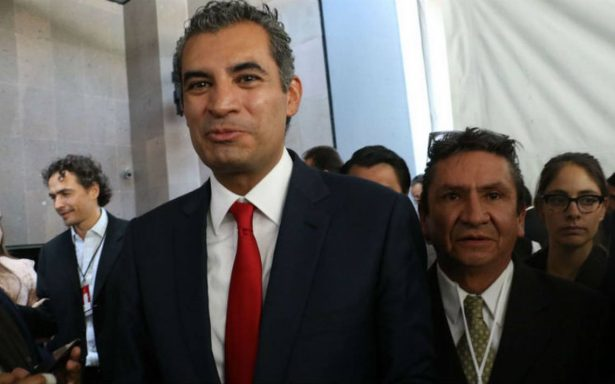 Por intolerante se le desmorona el PAN a Ricardo Anaya: Ochoa Reza