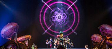 El Cirque du Soleil llega a México