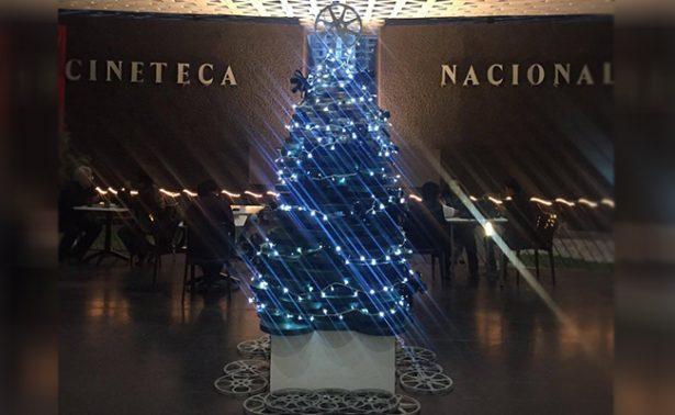 Cineteca anuncia nuevos horarios por Navidad y Año Nuevo