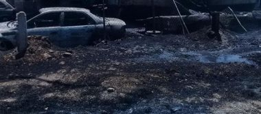Explota pipa de gasolina en la Celaya- Salamanca