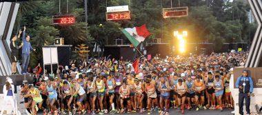 Todo listo para la edición XXXV del maratón de la CDMX