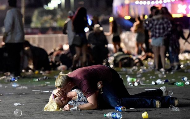 El odio en su máxima expresión; investigan masacre en Las Vegas