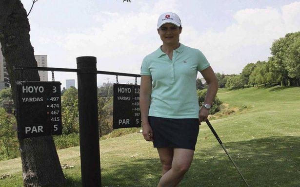 Lorena Ochoa, primer mexicana incluida en el Salón de la Fama del Golf Mundial