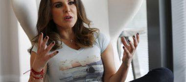Gobierno machista me persigue por ser mujer: Kate del Castillo