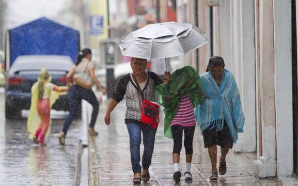 Prevalecerá potencial de tormentas en la mayor parte del país