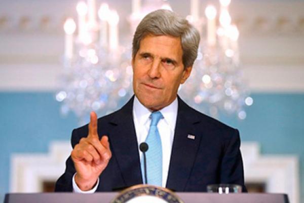 John Kerry defiende voto de EU en Naciones Unidas