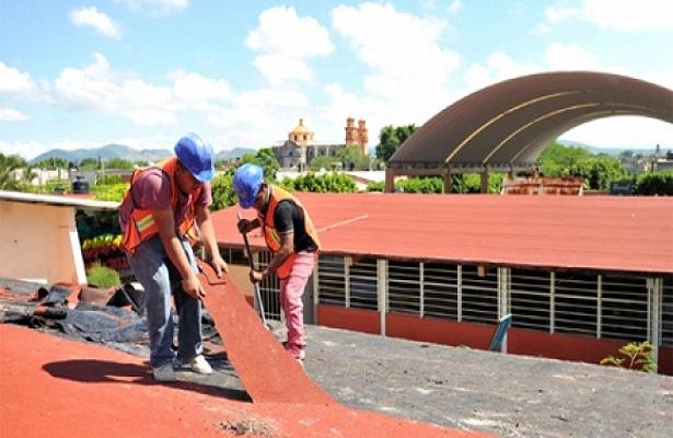 SEP agiliza rehabilitación de escuelas