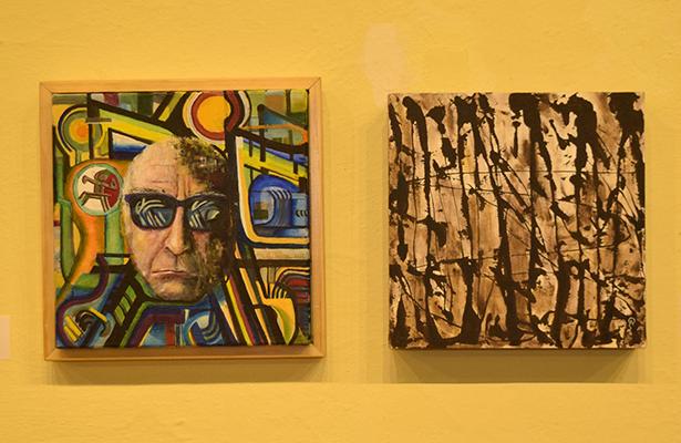 LOS EMIGRANTES y Propiedad Privada, son las colecciones de los dos artistas plásticos que presentan en nuestra ciudad.