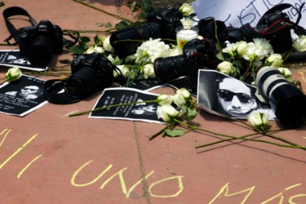 México, tercer país con más periodistas asesinados en 2016