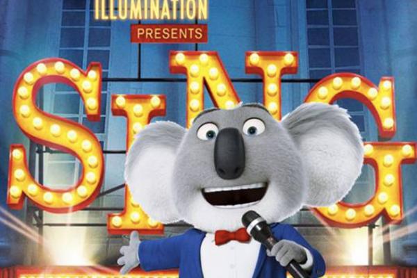 """""""Sing, ven y canta"""" es la favorita en cines mexicanos"""