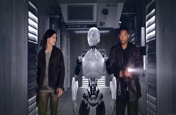 Ciclo de cine robótico