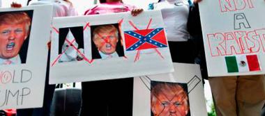 Alistan protestas para la investidura de Donald Trump