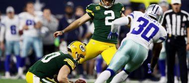 En el último segundo los Packers se llevaron el triunfo