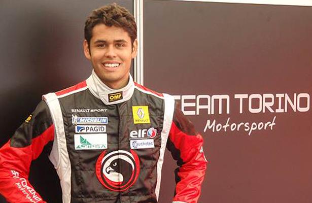 EL QUERETANO Luis Michael Dörrbecker se dijo contento y emocionado por poder cumplir un sueño, correr en la IndyCar Series, en donde espera conseguir grandes cosas. Foto: OEM