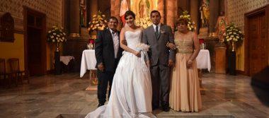 Armando Hernández y Gema Soto proclamados marido y mujer