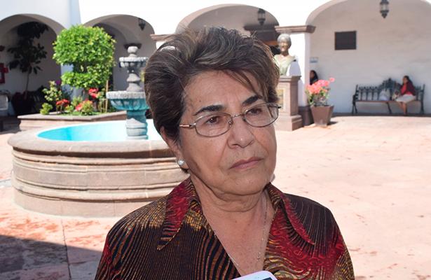 "AMELIA Rodríguez Herrera, representante del grupo ""Danzoneros de San Juan"". Foto: Jacob Cabello"