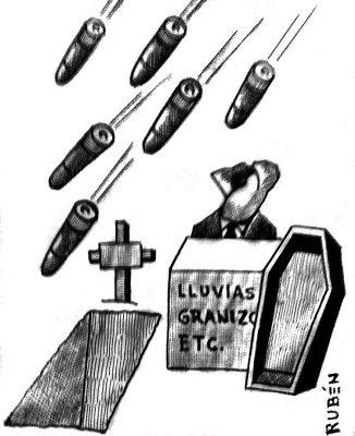 LLUVIAS, GRANIZO, ETC