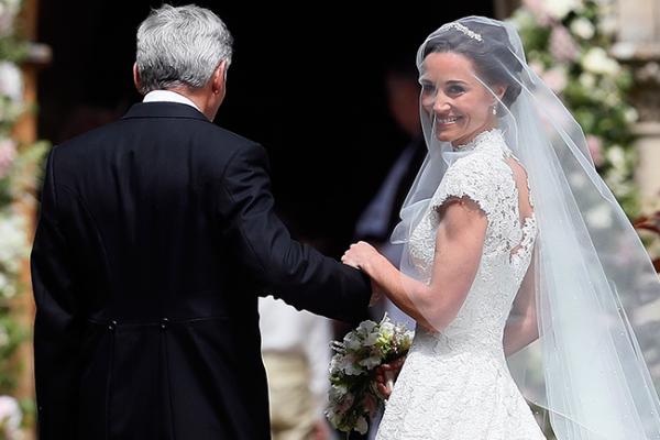 Pippa Middleton se casa con el millonario James Matthews