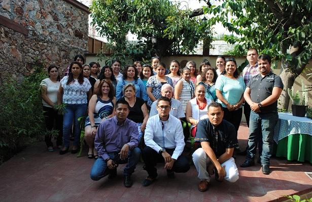 Grato festejo a docentes en San Juan