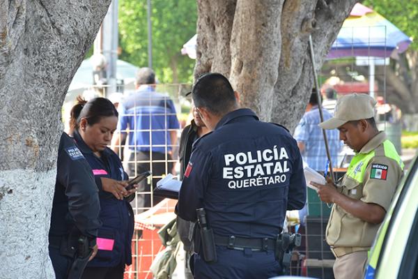 Policías capacitados para facilitar labor periodística: SSC