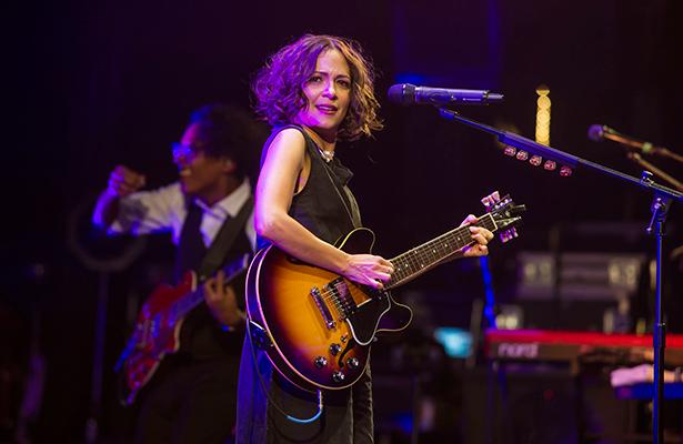 """Con su gira """"Hasta la raíz"""", este 2 de junio la cantante mexicana dará muestra de su gran talento. Foto: Notimex"""