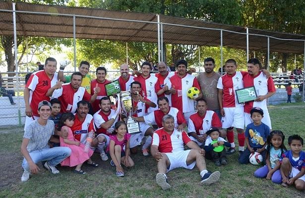Club Fluminense campeón del Torneo de Copa
