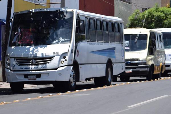 Establecen tarifas de transporte a la Feria