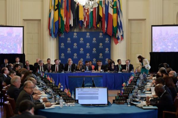Asamblea General de la OEA sesionará por primera vez en México