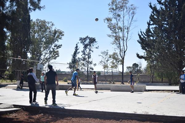 CBTIS 145 va a Torneo Nacional de Voleibol