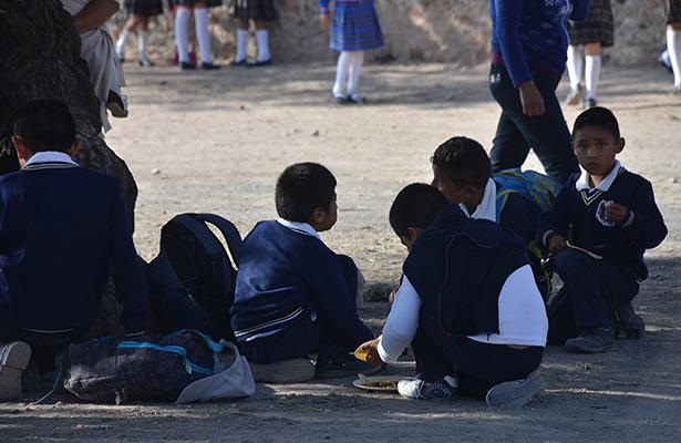 Suspenden desayunos en primaria de El Mirador