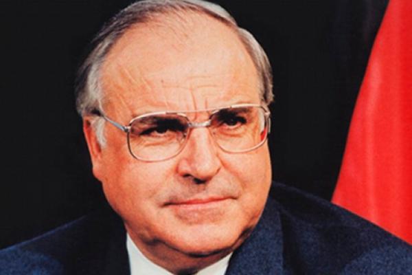México lamenta la muerte del excanciller alemán Helmut Kohl