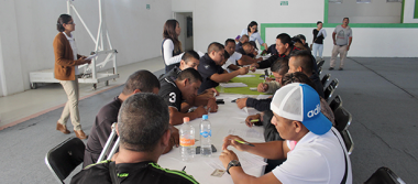 Antidoping a oficiales SPyTM de Tequisquiapan