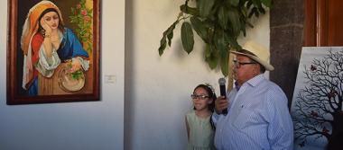 """22 artistas participan en la """"Colectiva Sanjuanense"""""""