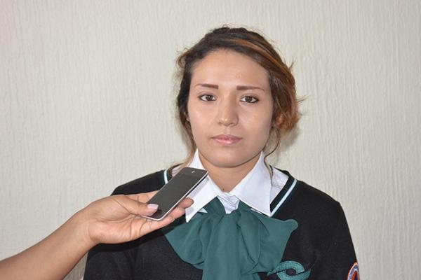 Alumna del Conalep participará en concurso en España