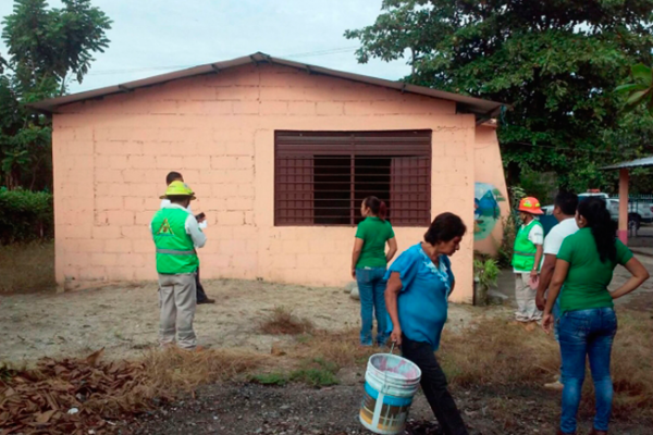 Declaran emergencia en 7 municipios de Chiapas