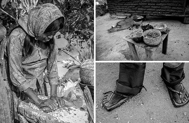 """Tarahumaras, """"los de los pies ligeros"""""""