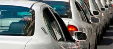 Retiran de circulación a taxis en Tamaulipas por carecer de permisos
