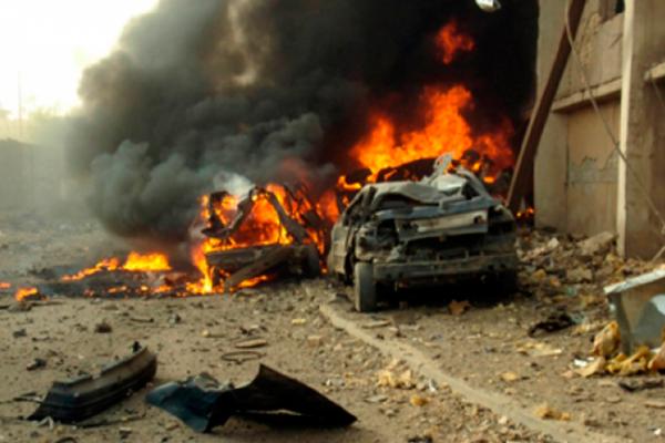Estado Islámico ataca embajada de Irak en Kabul