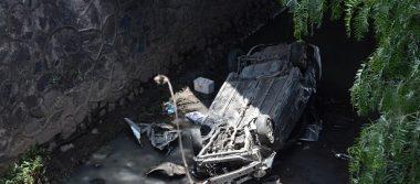 Terrible muerte de conductor