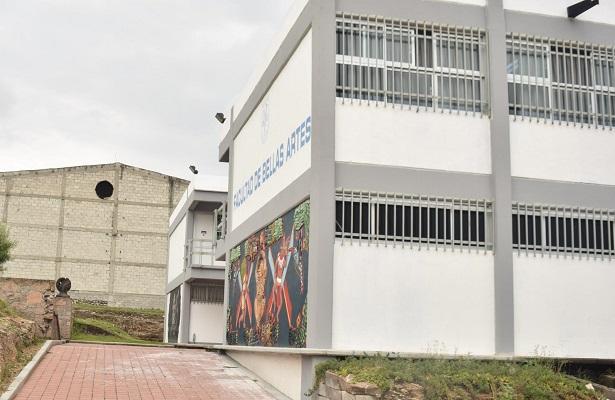 Bellas Artes ampliará talleres