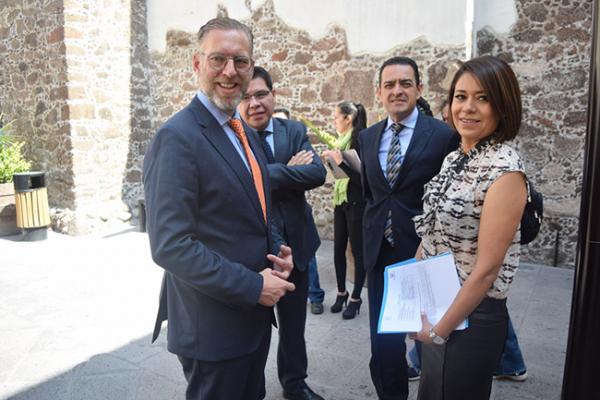 San Juan del Río mantiene interés de inversionistas