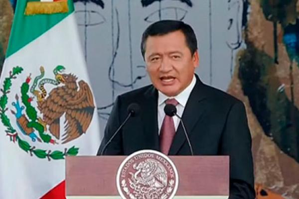 Gobierno mexicano erradicará violencia infantil: Osorio Chong