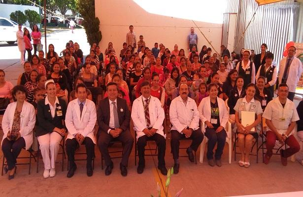 IMSS mejorará Unidad de Medicina Familiar 6