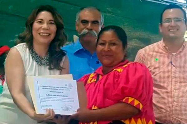 Otorgan 228 actas en lenguas indígenas en Chihuahua