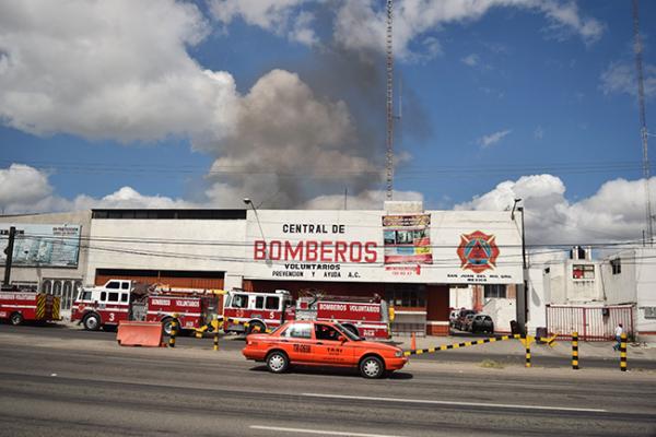 Lento avance de iniciativa para regular bomberos